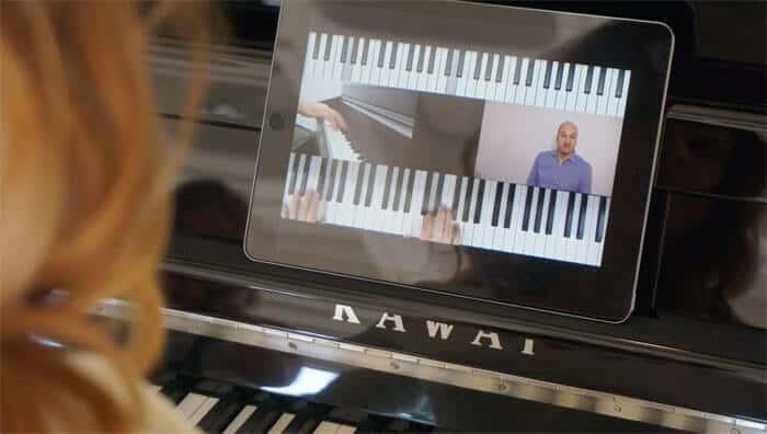 Piano spielen ist easy mit Zapiano.